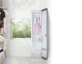 Điểm độc đáo ở tủ chăm sóc quần áo LG Styler: Hút ẩm không gian phòng
