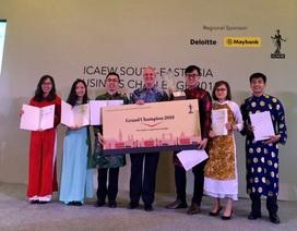 """Giải mã cuộc thi Chiến lược kinh doanh ICAEW """"hút"""" giới trẻ Việt Nam"""