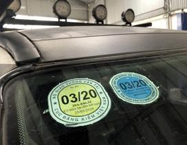 Ô tô hết hạn đăng kiểm có được lưu thông trong những ngày cách ly?