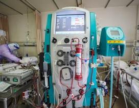 Trung Quốc: Trường ĐH thiết kế máy thở giúp bệnh nhân biến chứng Covid-19