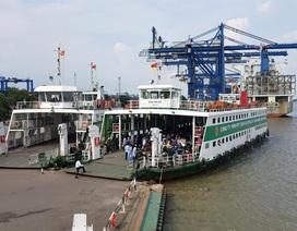 Bến phà đông khách nhất Sài Gòn tạm ngưng hoạt động
