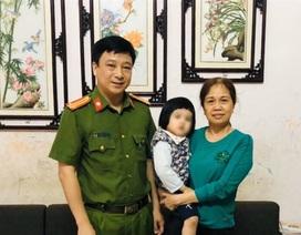 Đi kiểm tra chống dịch, Trung tá công an kịp thời cứu sống cháu bé 3 tuổi