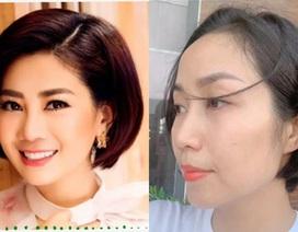 Ốc Thanh Vân cắt tóc giống Mai Phương để tưởng nhớ người em bạc mệnh