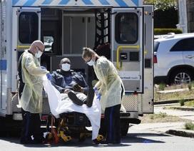 Số người chết vì Covid-19 ở Mỹ tăng kỷ lục, hơn 212.000 người mắc bệnh