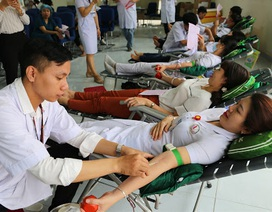 Tổng Bí thư, Chủ tịch nước kêu gọi đồng bào cả nước hiến máu tình nguyện