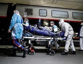 Số người chết vì Covid-19 tại Pháp tăng kỷ lục, vượt 4.000