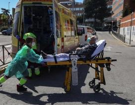 Số ca tử vong vì Covid-19 ở Tây Ban Nha tăng kỷ lục, vượt mốc 10.000