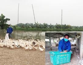 Nam thanh niên ủng hộ khu cách ly 1.000 quả trứng vịt