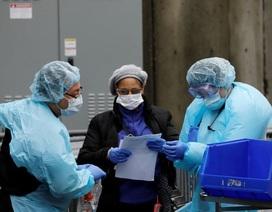 Hơn 2.300 người chết, New York chỉ đủ máy thở trong 6 ngày