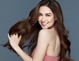 """""""Mỹ nhân đẹp nhất Philippines"""" tự tay nấu cơm ủng hộ bác sĩ chống dịch bệnh"""
