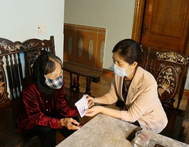 Mẹ liệt sĩ tiết kiệm tiền trợ cấp ủng hộ phòng, chống dịch Covid-19