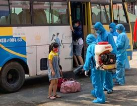 Quảng Nam vận động tiền và gạo hỗ trợ đồng hương ở Hà Hội, TPHCM