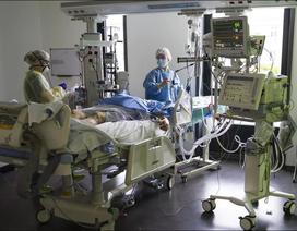 Ngày chết chóc nhất trong các bệnh viện tại Pháp