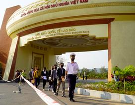 Lưu ý công dân việc đóng tất cả cửa khẩu tuyến biên giới Việt - Lào