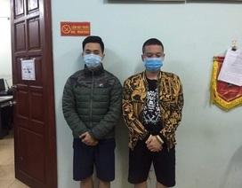 Hà Nội: Tụ tập hát karaoke, đánh công an khi bị yêu cầu giải tán