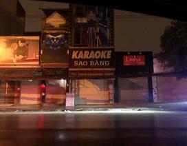 Xử phạt quán karaoke hoạt động giữa tâm dịch sau phản ánh của báo Dân Trí