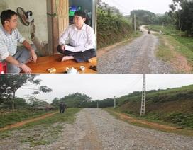 Người đàn ông gia cảnh khó khăn hiến hơn 7.000 m2 đất mở đường