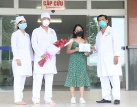 Cần Thơ: Nữ bệnh nhân từ Anh về bị mắc Covid-19 được xuất viện
