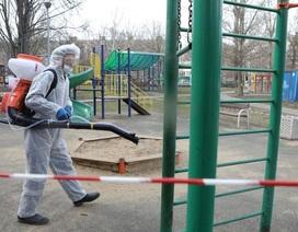 Số người mắc Covid-19 ở Nga tăng kỷ lục, lên hơn 6.300 ca