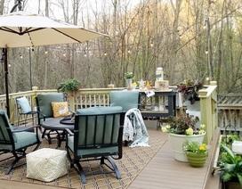 Khó rời mắt với các ý tưởng thiết kế sân vườn đẹp như resort