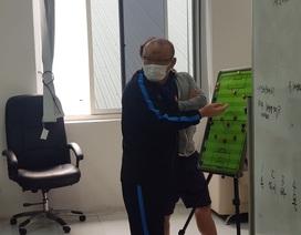 """HLV Park Hang Seo: """"Đội tuyển Việt Nam sẽ làm tất cả để thắng Malaysia"""""""