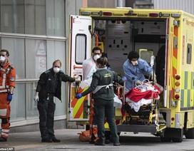 Số ca tử vong vì Covid-19 tại Anh tăng cao chưa từng thấy