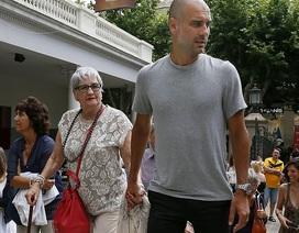 Các ngôi sao bóng đá đồng loạt chia buồn khi mẹ HLV Pep Guardiola qua đời