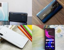 """Những smartphone cấu hình tốt có mức giá """"mềm"""" nhất hiện nay"""