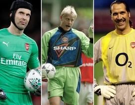 Năm thủ môn xuất sắc nhất lịch sử Premier League