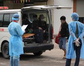 Tổ công tác đặc biệt của Bộ Y tế hỗ trợ Hà Nội dập dịch Covid-19