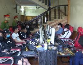 17 thanh niên tụ tập chơi game tại quán net giữa mùa dịch Covid-19