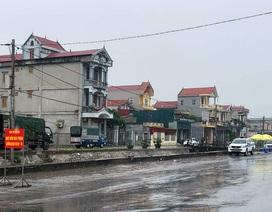 Nam Định lập 4 chốt kiểm soát, Hà Nam tạm dừng tiếp công dân