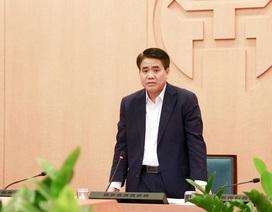 Chủ tịch Hà Nội lo ngại người dân ùa ra đường khi chưa hết cách ly xã hội