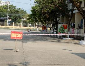 Về Đà Nẵng nhưng xuống tàu ở Quảng Ngãi để trốn cách ly