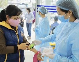 Bắc Giang nâng thời gian cách ly lên 28 ngày với người về từ Bạch Mai