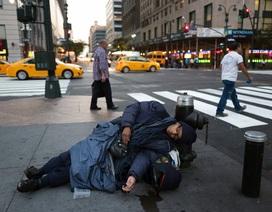 """Dân nghèo Mỹ điêu đứng vì """"đòn giáng"""" Covid-19"""