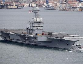 Tàu sân bay hạt nhân mạnh nhất châu Âu nghi có thủy thủ mắc Covid-19