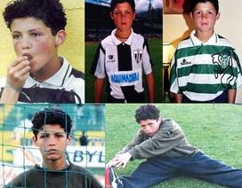11 điều có thể bạn chưa biết về ngôi sao C.Ronaldo
