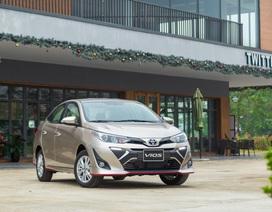 """Bất chấp dịch bệnh, Toyota Vios vẫn đang giữ vững """"ngôi vương"""""""