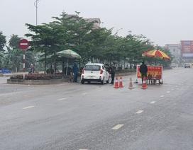Bắc Ninh thành lập 19 chốt liên ngành kiểm soát dịch Covid-19
