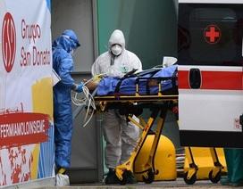 100 bác sĩ Italia tử vong vì Covid-19, 13.522 nhân viên y tế nhiễm virus