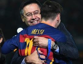 Barcelona đấu đá nội bộ, Messi tuyên bố bất ngờ
