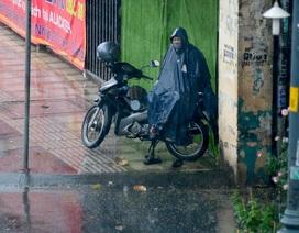 """Sài Gòn bất ngờ đón cơn mưa """"vàng"""" giải nhiệt"""
