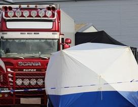 Tài xế Bắc Ireland nhận tội trong vụ 39 người Việt tử vong trong xe tải