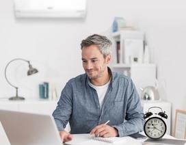 Chống dịch Covid-19: Làm việc tại nhà, an toàn sức khỏe