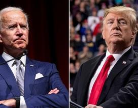 """Donald Trump - Joe Biden: """"Cuộc chiến"""" sẽ rất cam go"""
