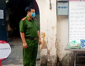Phó Trưởng công an phường ở Hà Nội tiếp xúc như thế nào với bệnh nhân 243?