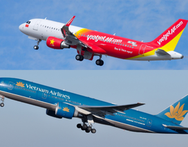 """Giải cứu kinh tế: """"Cửa thoát hiểm"""" cho Vietnam Airlines, Vietjet Air?"""