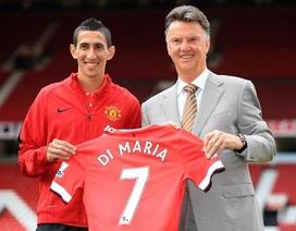 11 hợp đồng thất bại của Man Utd thời hậu Alex Ferguson