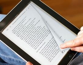Ngày hội sách: Khuyến khích phụ huynh hướng dẫn con đọc sách điện tử